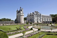 Le-chateau-de-Chenonceau